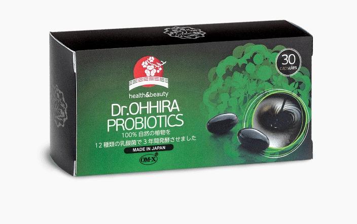 Dr.ohhira - Японские продукты